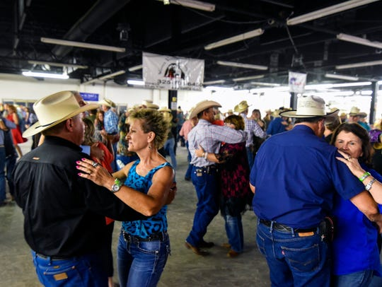 Cowboy Gathering 2017, Wells Fargo Pavilion, Sept.