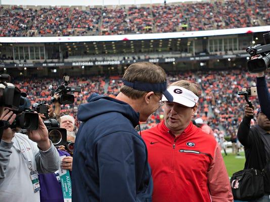 GAMEDAY: Auburn vs. Georgia
