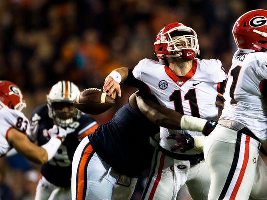 GAMEDAY: Auburn vs. Georgia