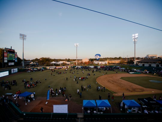 Riverwalk Stadium saved the second largest amount of money because of the city's partnership with Cenergistic, cutting $202,000 in utility costs over the past 34 months.