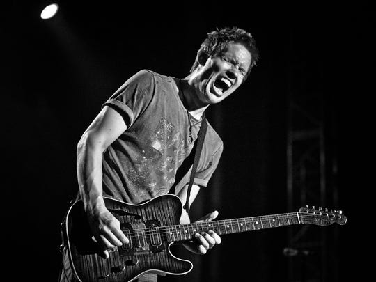 Jonny Lang: Grammy Award-winning American blues, gospel and rock singer/songwriter