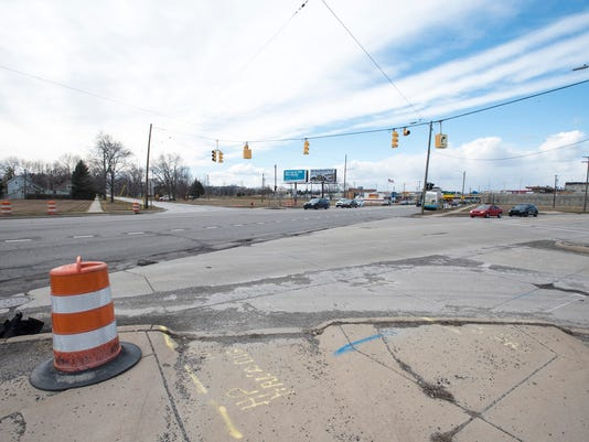 Busy road work season planned across St  Clair County