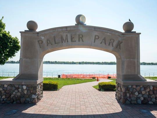 Palmer Park, May 23, 2018
