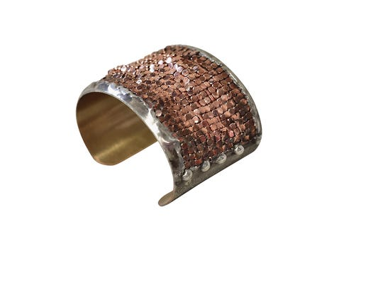 Rose gold is a haute for jewelry this season, The Market