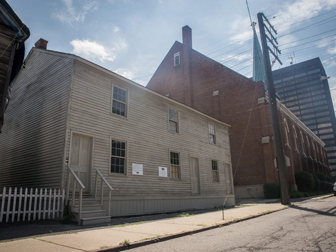 The Worker Row House, located at 1430 Sixth St., in