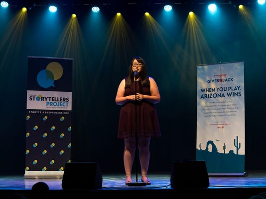 Arizona Storytellers 2018: Stories About Stories