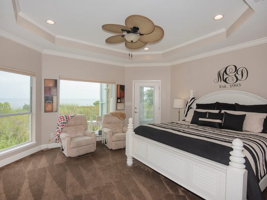 8690 Scenic Highway, the first level master.