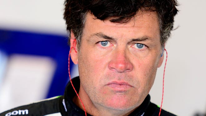 Michael Waltrip will start 42nd in a backup car in the Daytona 500 after he was involved in a last-lap wreck in the second Budweiser Duel.