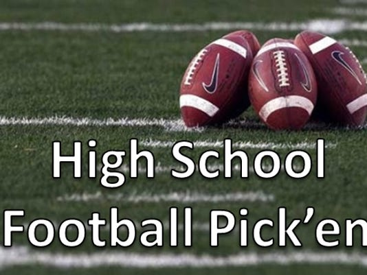 High School Football Pick'em