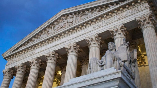 The Supreme Court appears ready to side with two California agriculture businesses that want to bar labor organizers from their property.