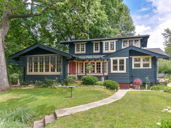 Hot Property Cozy Irvington Craftsman For 279 900