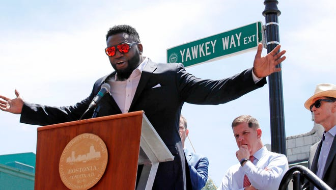 In June 2017, Red Sox legend David Ortiz had a portion of Yawkey Way named after him. Now, the name Yawkey will be replaced near Fenway Park.