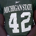 'Who wore it best' at Michigan State: No. 42