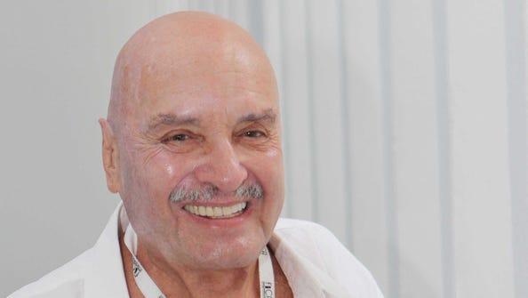 Sergio de Bustamante.
