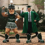 Inside the life of Sparty: ex-MSU mascot tells all