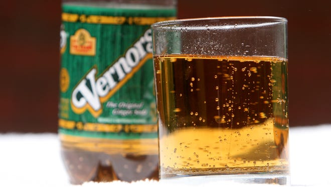 Vernors is the original ginger soda.
