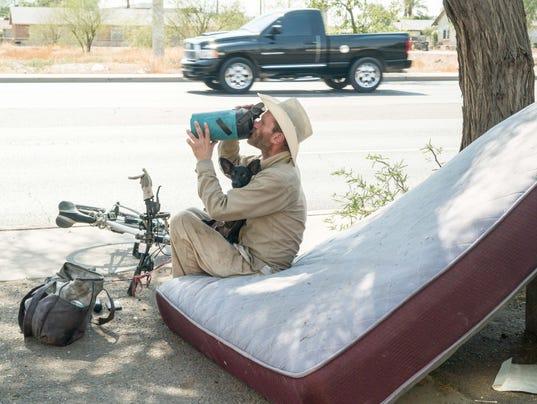 Phoenix weather photos: Heat wave hits Valley