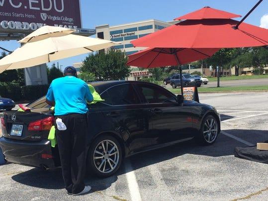 Savell Waterless Car Wash Comes To Cordova Mall