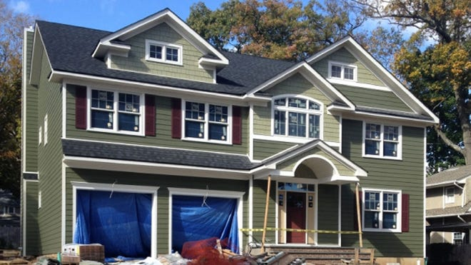 A newly constructed home in Madison at 20 Forest Road is listing for $1,469,000.