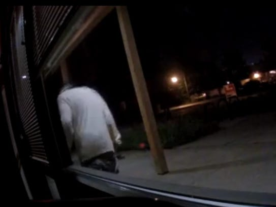 Taber Street burglary