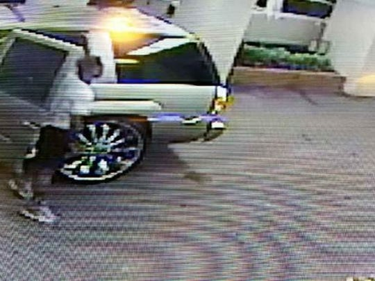 The MBI is looking for this person in connection with the killings of two HPD officers.