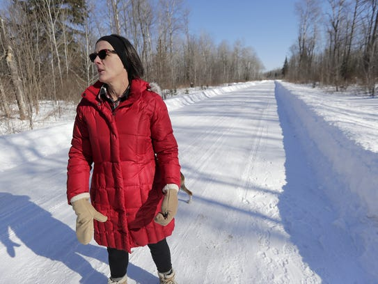 Deborah Becher of Appleton owns a home on Big Cub Trail, a residential development near a national forest campground in Forest County. Residents have mounted an effort to block placement of a convicted sex offender in a home on Big Cub trail, arguing it is too remote and lacks safeguards to protect residents and visitors.