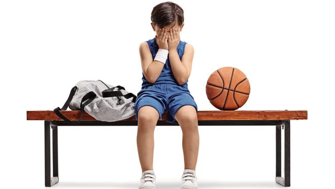 Experts recommend parents notice the positive aspects of their child's performance at a game rather than focusing on who won or lost.