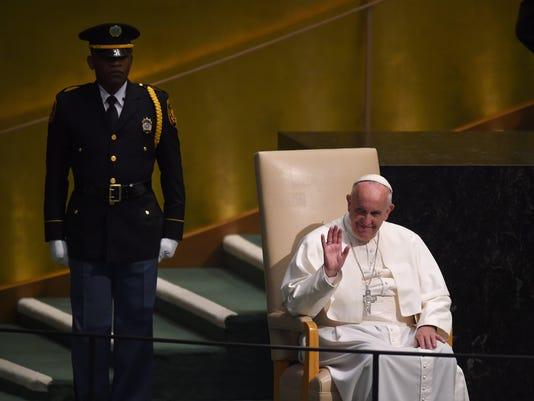 UN-VATICAN-RELIGION-POPE