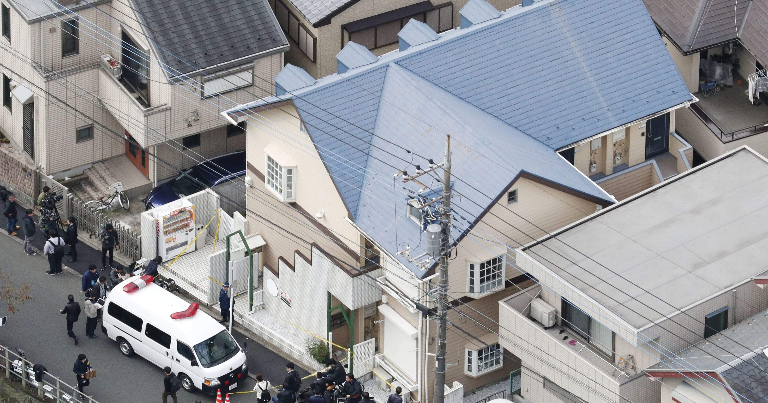 Japanese police find 9 dismembered bodies in coolers
