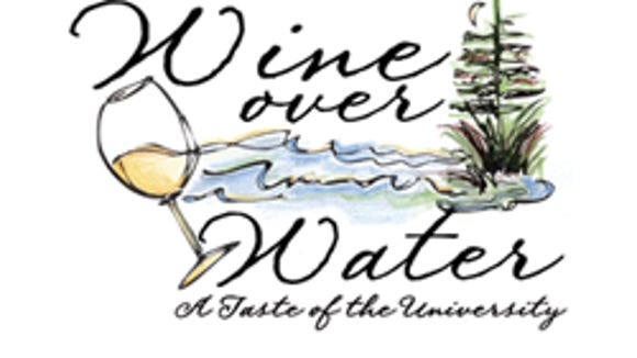 Wine Over Water is April 9 in Monroe.