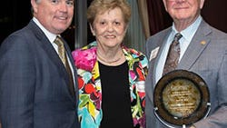 Centenary College recently announced that Dr. Juan and Mrs. Bonnie Watkins are the winners of the 2016 George D. Nelson, Sr. Award for a Lifetime of Volunteer Service to the College.