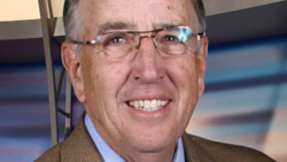 ESPN play-by-play broadcaster Brent Musburger will