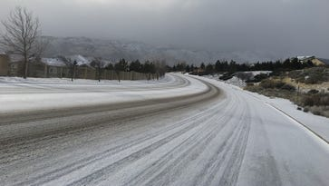 Unsettled weather blows in, chains needed on I-80 and mountains