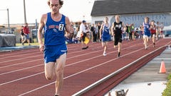 STATE TRACK: No longer nervous, ZT's Cole Clever aims for a state title