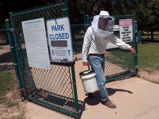 Bayview Park-Dog Park Closed