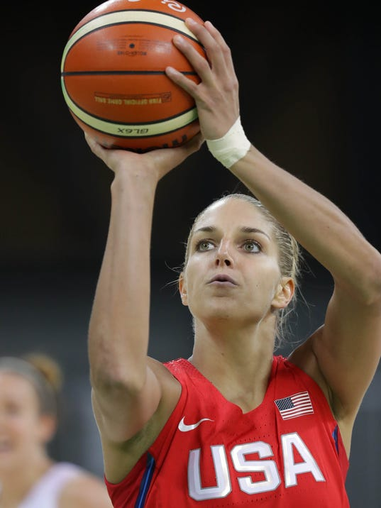 Basketball Players: Women's Olympic Basketball Players Hope For More LGBT