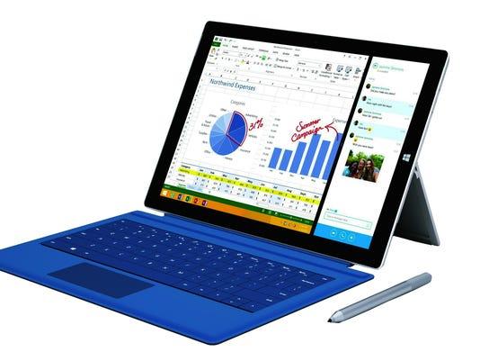 Microsoft Corp Surface Pro 3