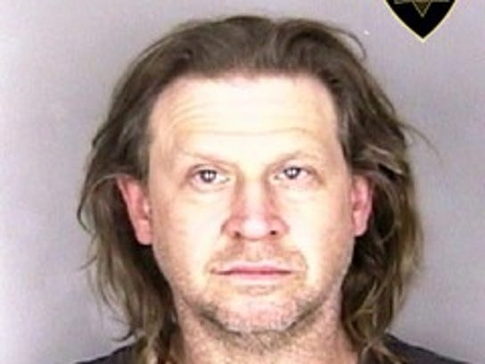 McNamee, Keith Allen — Charges:Possession of methamphetamine,