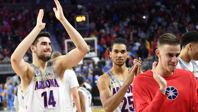 Will the Wildcats be smiling late tonight?