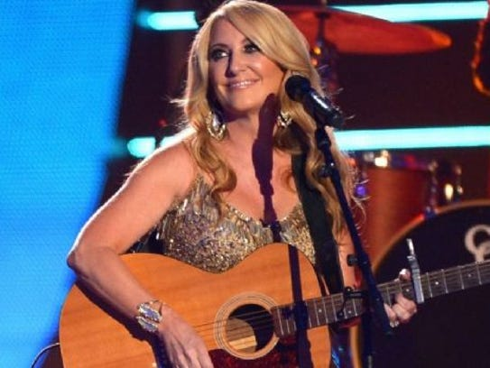 Lee Ann Womack's current tour stops March 2 at the