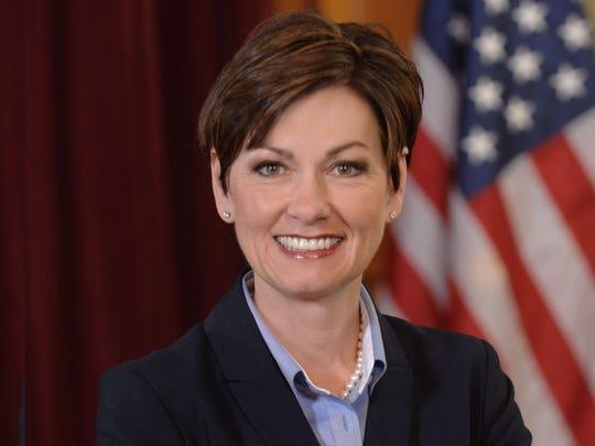 Kim Reynolds, Lt. Governor