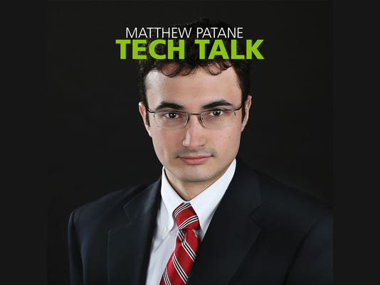 Matthew Patane, Tech Talk