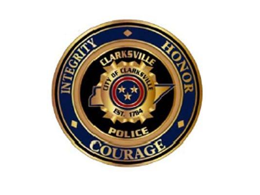 Clarksville Police logo