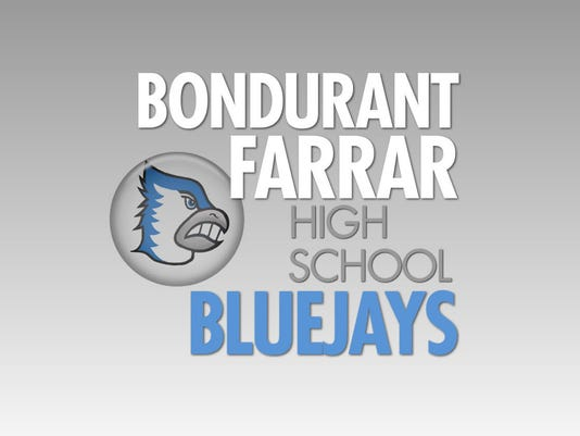 Bonduarant Farrar high school Bluejays