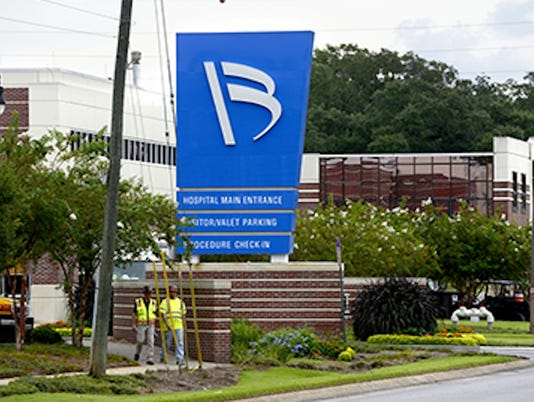 Baptist Hospital plans campus expansion and West Moreno District revitalization