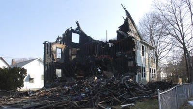 Jeffrey Aissa, 17, was killed March 17, 2011, as fire tore through his family's home at 20 Milford St.