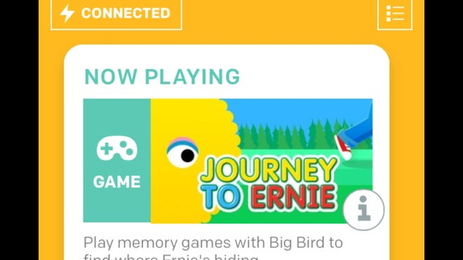 """""""PBS KIDS Super Vision"""" connects to your child's web experience on www.pbskids.org."""