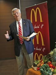 Randy Shields, an owner-operator of five McDonald's