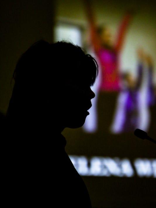Nassar sentencing hearing:  Day two of victim impact statements