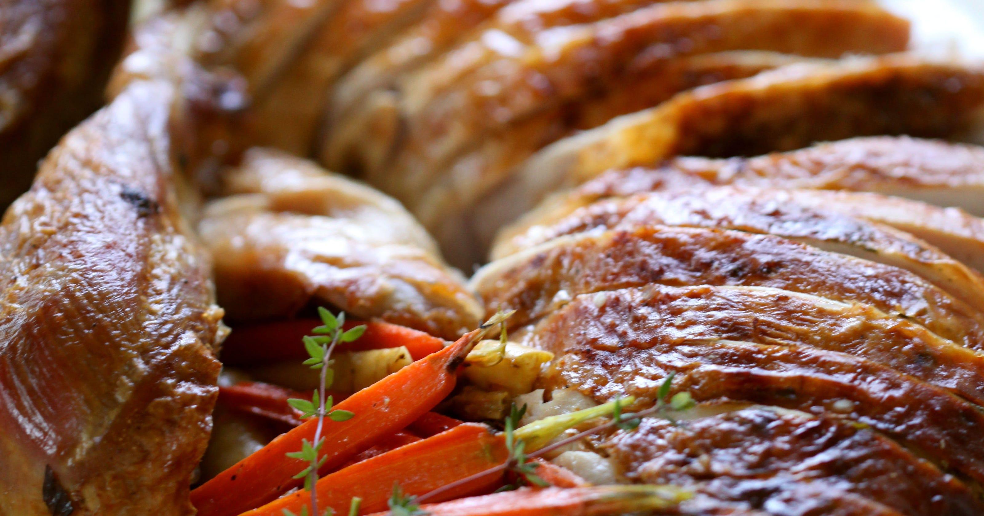 how to keep turkey breast moist